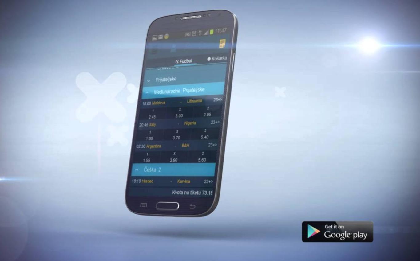 Registration in thе Mozzart bet Kenya app