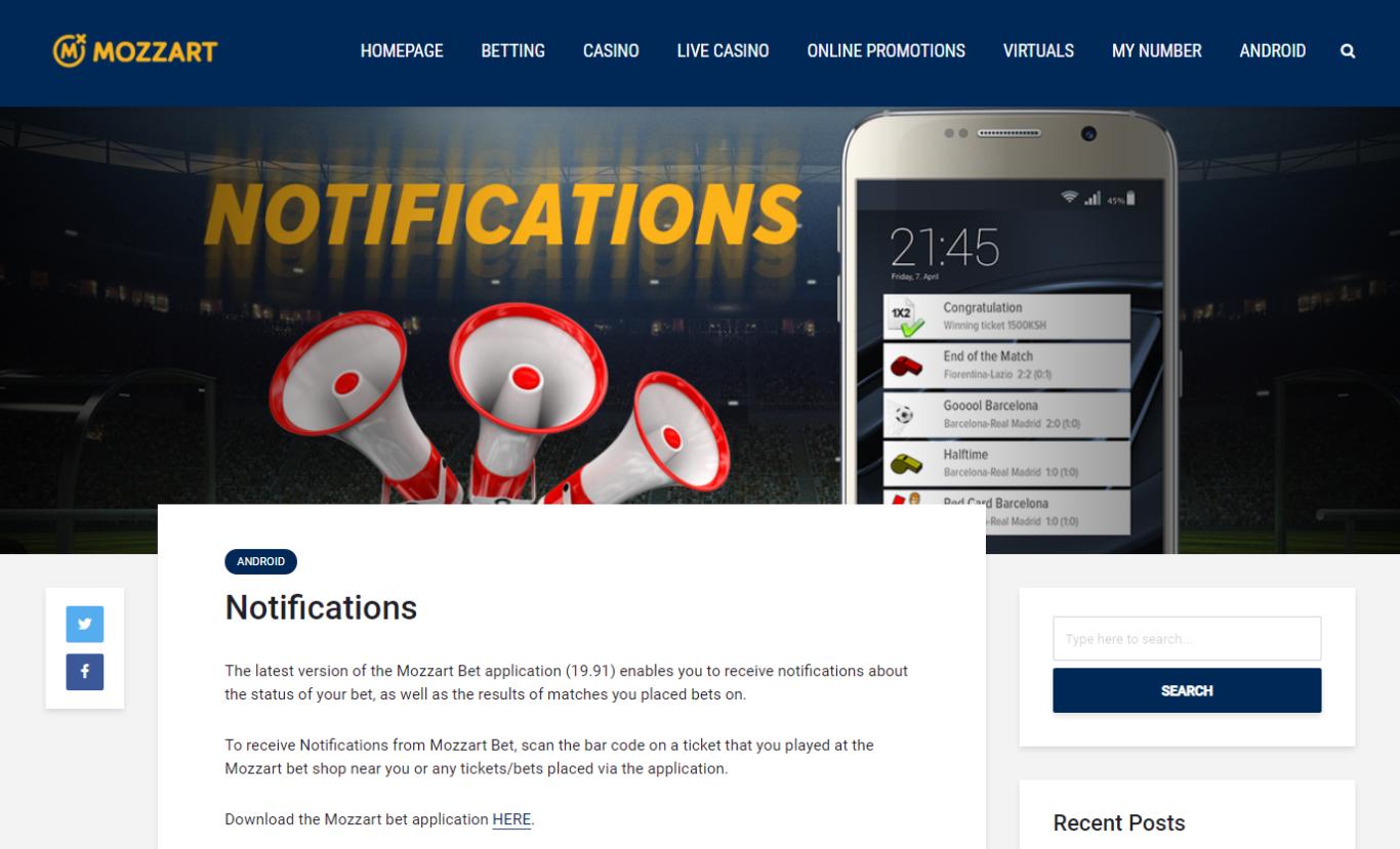 Mozzartbet App Review in Kenya