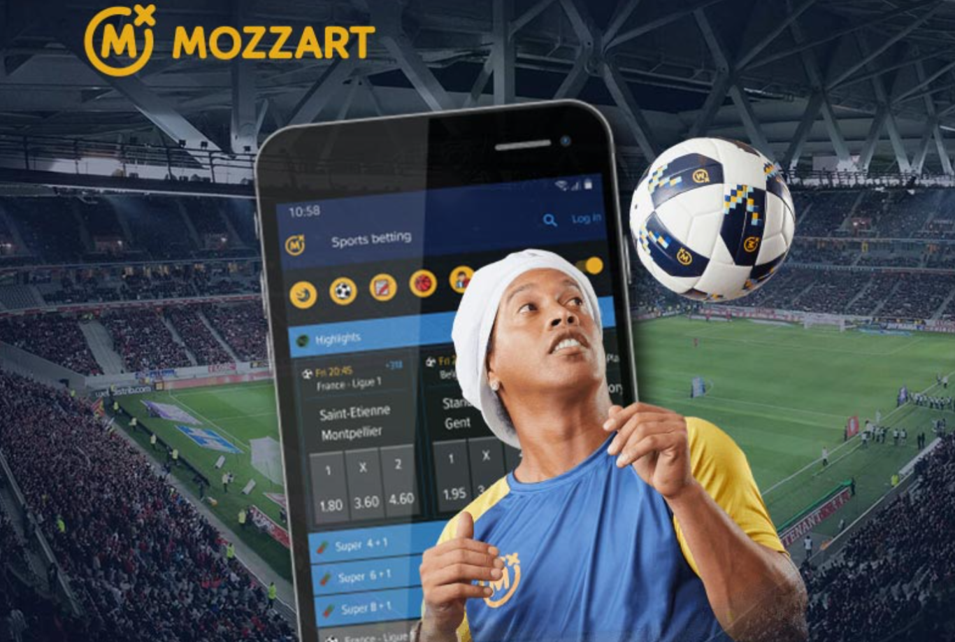 Mozzart Bet Registration